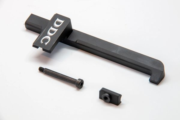 HCT receiver bolt lock piece