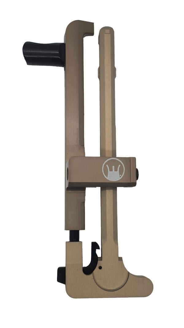 DEVIL DOG CONCEPTS HARD CHARGER TACTICAL ANODIZED FDE
