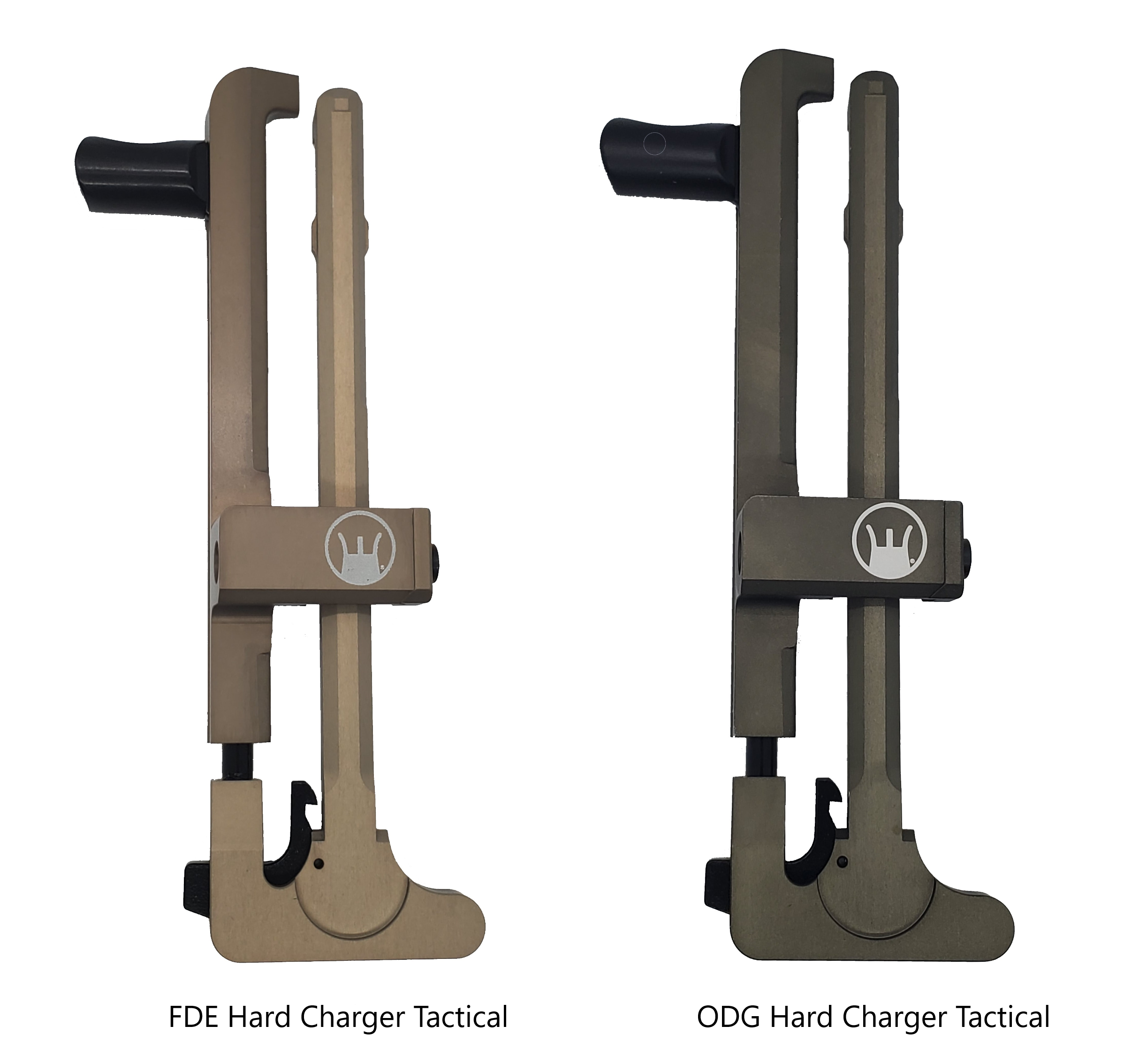 DEVIL DOG CONCEPTS HARD CHARGER ANODIZED FDE OD GREEN