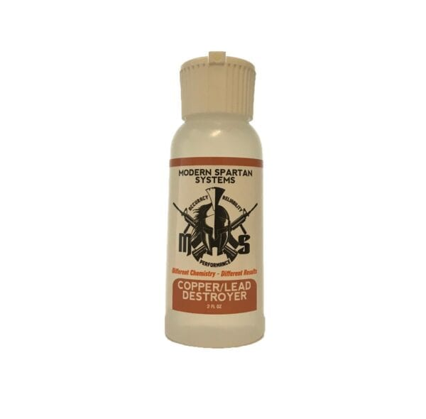 Modern Spartan Systems copper and lead remover